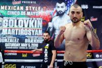 Мартиросян обещает дать Головкину бой в «мексиканском стиле»