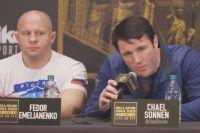 Чейл Соннен уверен, что его бои против Фёдора Емельяненко и Рори МакДональда состоятся