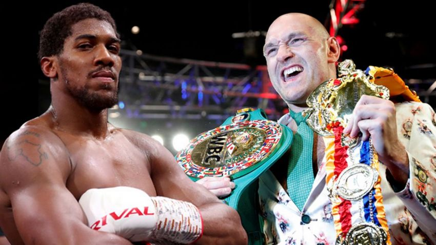 """Virgil Hunter: """"The winner of the Joshua vs. Fury fight will be on top of the world"""""""