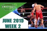 Лучшие Нокауты (Июнь 2019 - 2 Неделя)