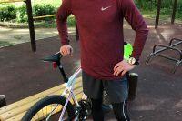 Эдуард Трояновский усердно работает над общей физической подготовкой