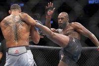 Видео боя Джон Джонс - Тиаго Сантос UFC 239