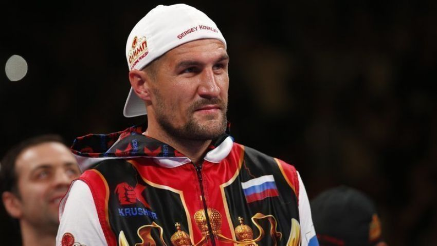 Сергей Ковалев провалил второй тест на допинг
