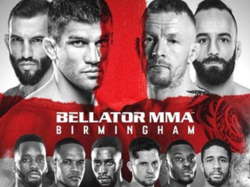 Прямая трансляция Bellator Birmingham: Брент Примус — Тим Уайлд