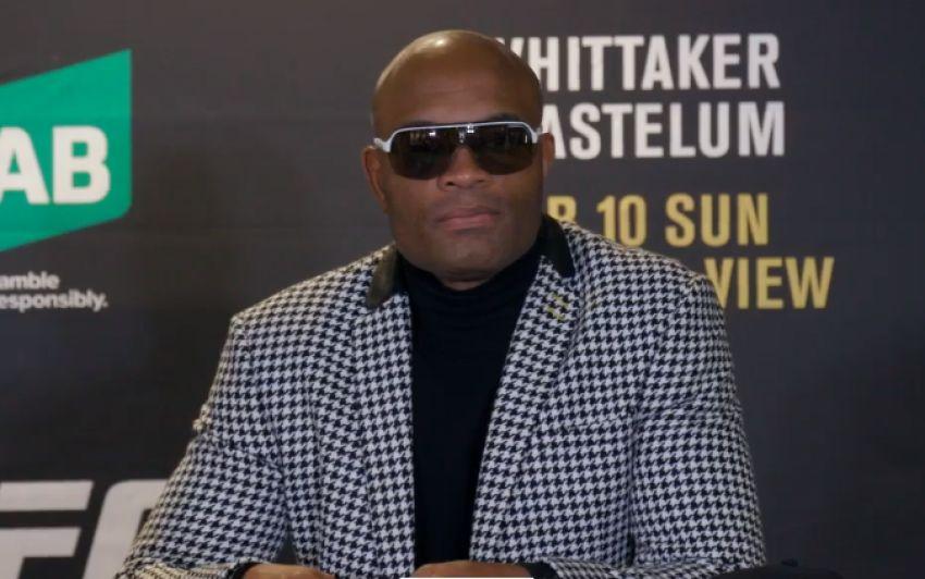 Андерсон Сильва хочет реванш с Ником Диасом на майском турнире UFC 237 в Бразилии
