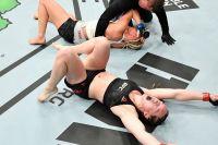 Аспен Лэдд забила Яну Куницкую на UFC on ESPN 7