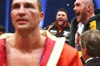Тайсон Фьюри заявил, что не был готов к поединку против Кличко на все 100%