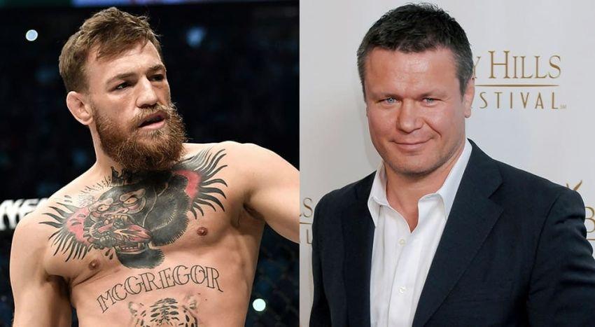 Олег Тактаров заявил, что МакГрегор может сняться в его фильме