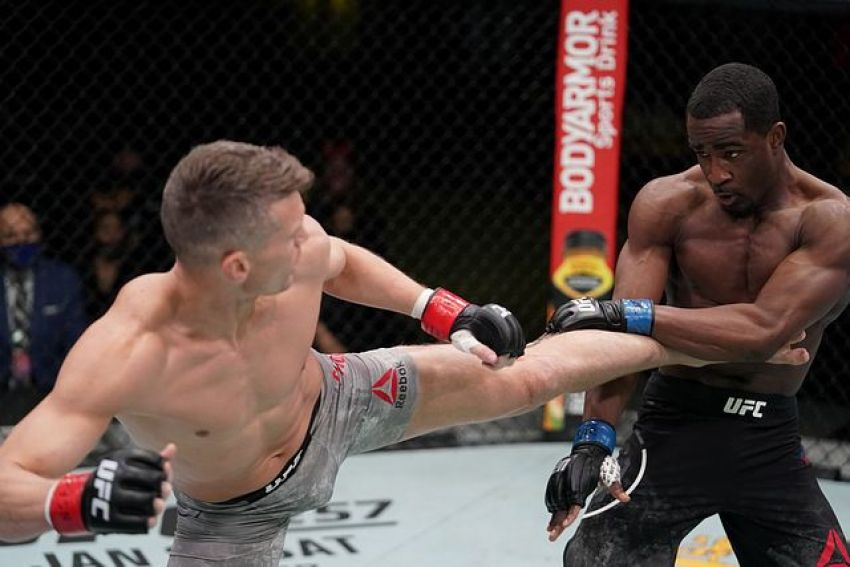 Medical Suspensions for UFC Fight Night 183: Stephen Thompson - Geoff Neal