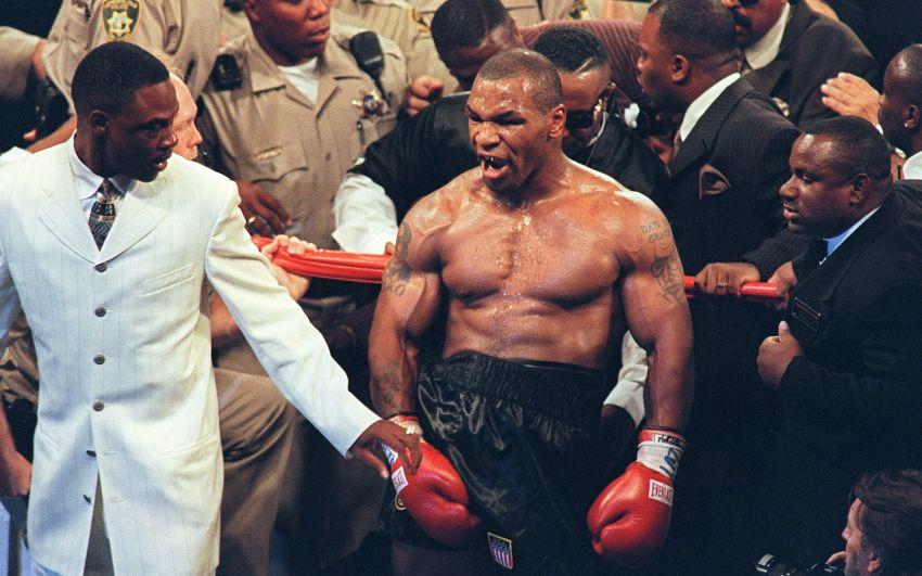 """Тайсон Фьюри: """"Когда Тайсон выходил в ринг, люди падали перед тем, как он их бил"""""""