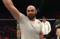 Шамиль Абдурахимов намерен получить соперника из топ-5 после победы над Тыбурой