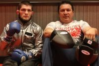 Хавьер Мендес рассказал о том, как Хабиб заставил его поволноваться на UFC 242