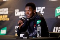 Исраэль Адесанья хочет получить процент от продаж PPV турнира UFC 234
