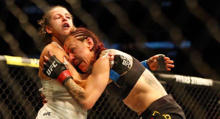 Фелисия Спенсер уверена, что могла выступить лучше против Крис Сайборг на UFC 240
