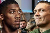 """Александр Усик: """"Мне хотелось бы боксировать с Джошуа за регулярный титул WBO, а не за временный, как предлагают"""""""