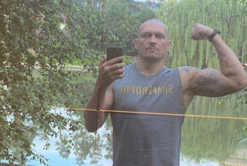 Эдди Хирн считает, что трансформация тела Александра Усика не поможет ему во время боя с Энтони Джошуа