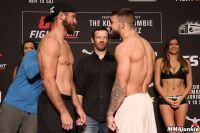 Видео боя Майк Перри - Дональд Серроне UFC Fight Night 139