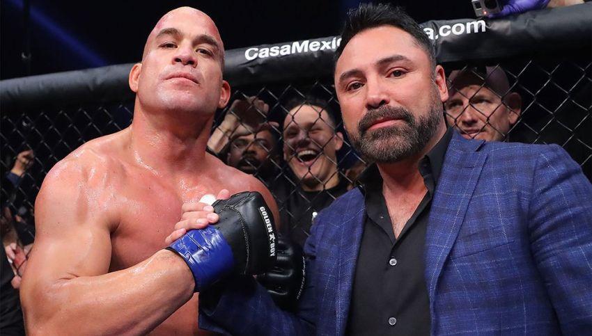 """Тито Ортис сказал, что MMA в Golden Boy """"умерло"""" после первого же ивента"""
