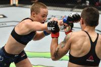 Слова Роуз Намаюнас после победы в реванше над Джессикой Андраде на UFC 251