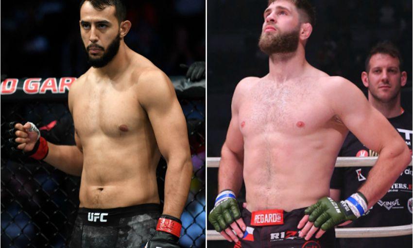 Ставки на UFC on ESPN 23: Коэффициенты букмекеров на турнир Доминик Рейес - Иржи Прохаска