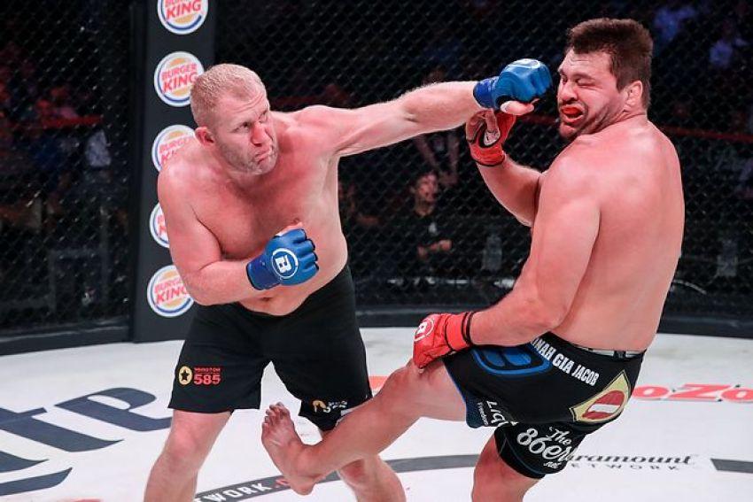 Бой Сергея Харитонова и Линтона Вассела возглавит турнир Bellator 234