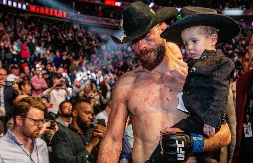Дональд Серроне прокомментировал свое поражение МакГрегору на UFC 246