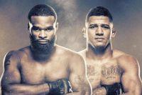 UFC on ESPN 9 Тайрон Вудли - Гилберт Бернс. Смотреть онлайн прямой эфир
