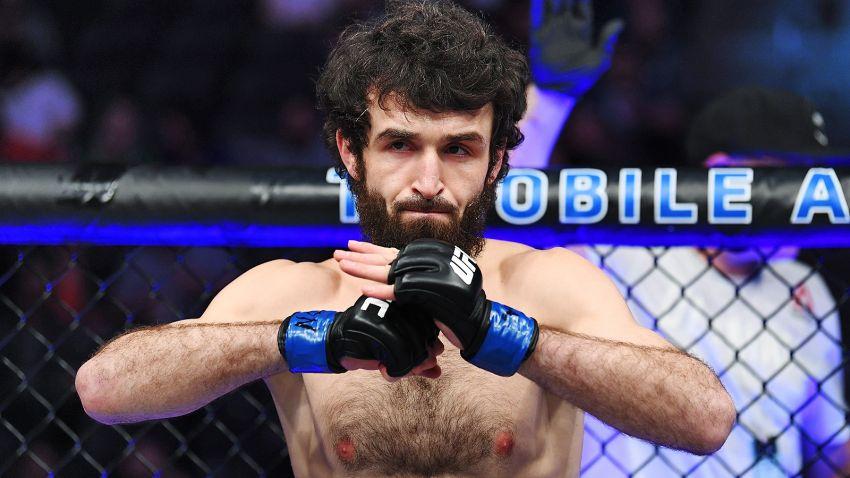 """Марат Балаев высказался о Забите Магомедшарипове и о """"блате"""" на выступление в UFC Moscow"""