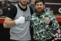 Апти Давтаев завоевал титул WBO International в супертяжелом весе