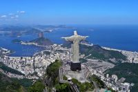 Стив Каннингем захотел снести статую Христа в Рио-де-Жанейро