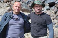 Федор Емельяненко покорил вершину горы Арарат