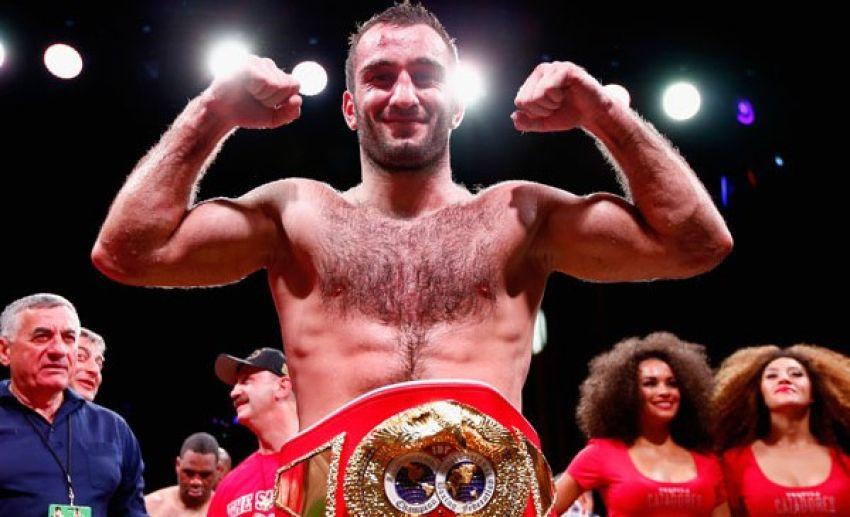 Мурат Гассиев вернется в ринг 31 октября против бывшего соперника Виталия Кличко