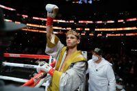 Райан Гарсия назвал бой своей мечты