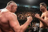 Видео боя Алистар Оверим - Алексей Олейник UFC Fight Night 149