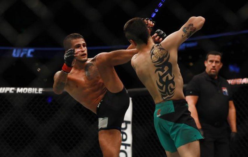 Что происходило на турнире UFC Fight Night 114