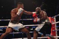 Джошуа заработал за бой с Такамом 10 миллионов фунтов