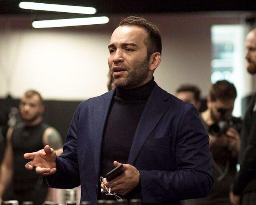 """Камил Гаджиев: """"Конкретного предложения возглавить UFC в России не поступало"""""""