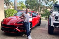 Сауль Альварес приобрел новый автомобиль марки Lamborghini