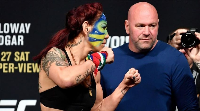 Тайрон Вудли уверен, что Крис Сайборг вернется в UFC