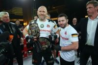 Слова Сергея Харитонова после победы над Фернандо Родригесом на WTKF 5