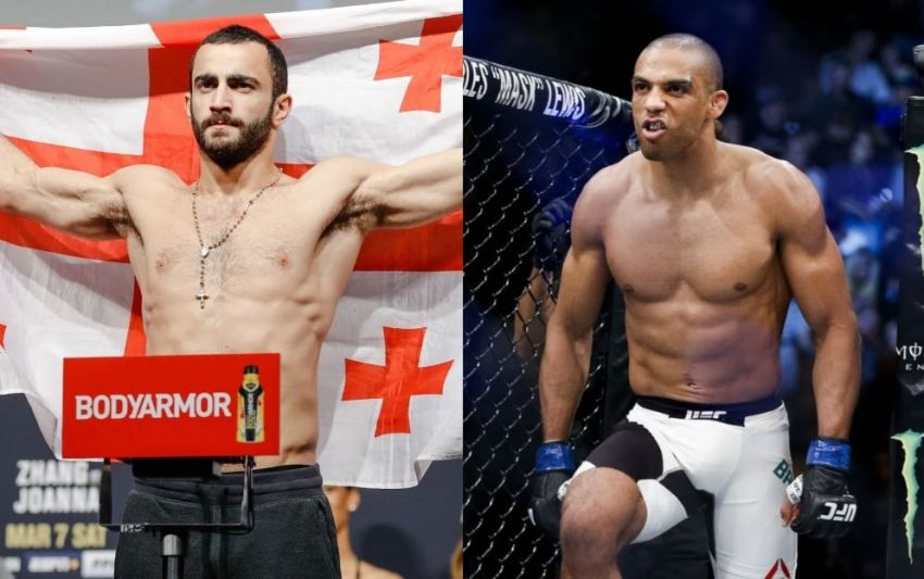 MMA news: UFC on ESPN 30 Fight Card