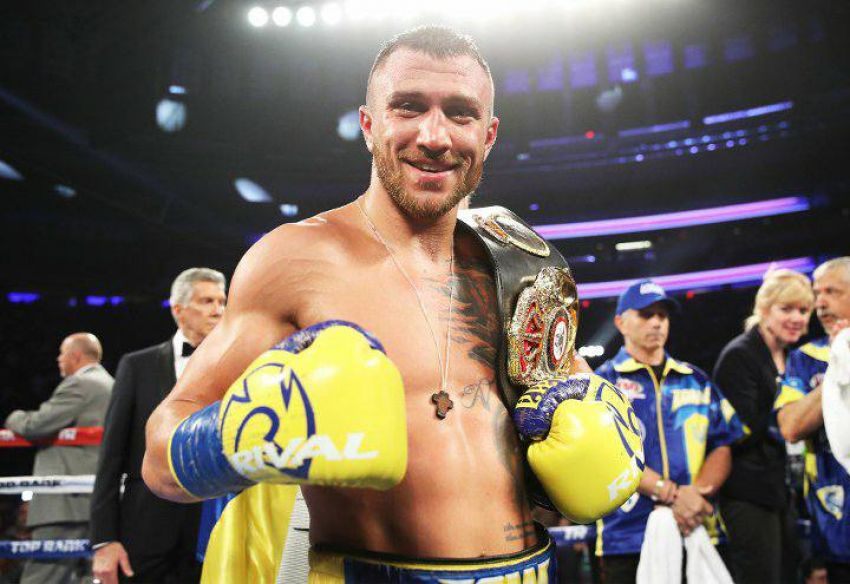 Рейтинг боксёров P4P от The Ring за июль 2019