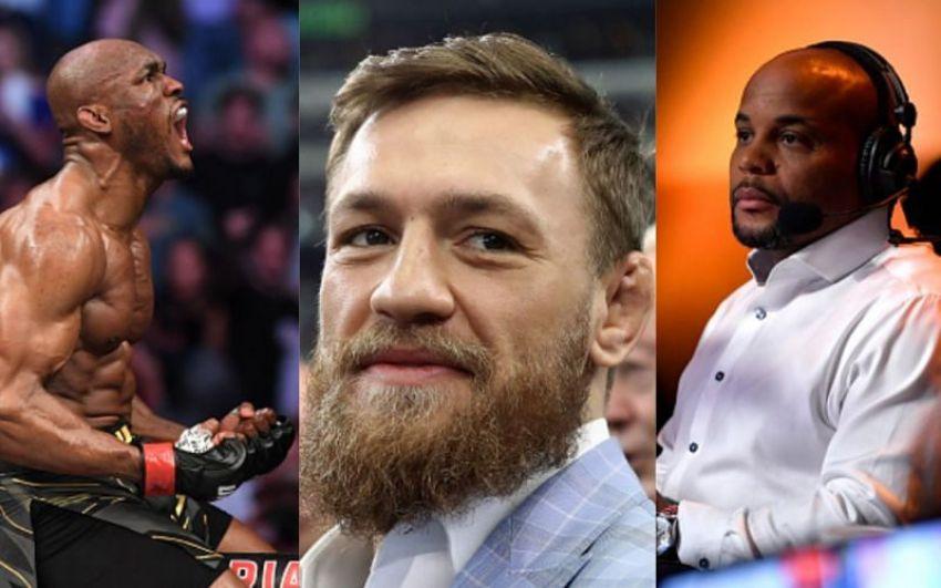 UFC NEws: Daniel Cormier explained why Kamaru Usman should fight with Conor McGregor.