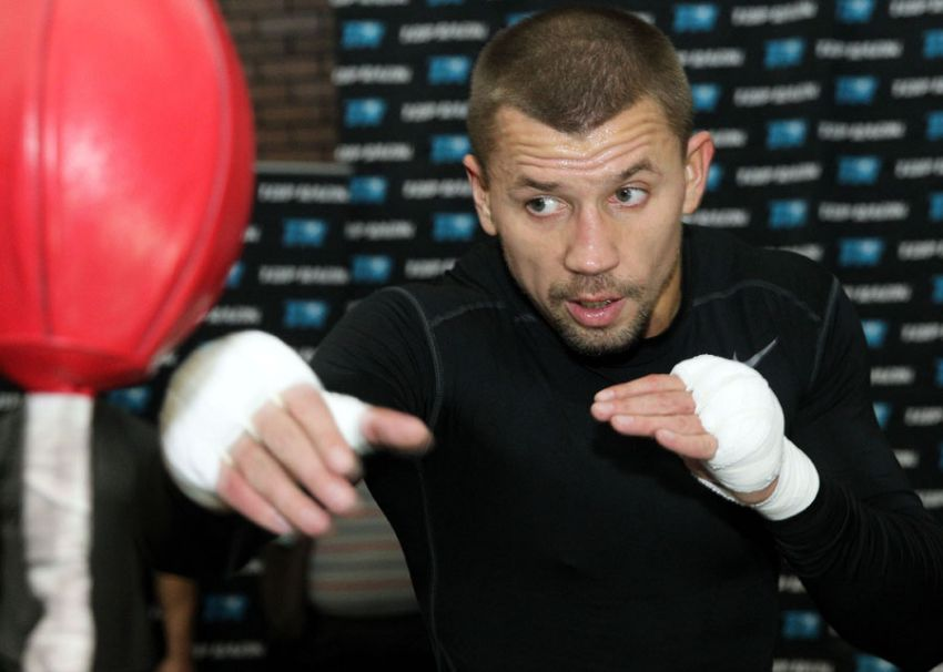 Матвей Коробов может сразиться с олимпийским чемпионом в андеркарде боя Постол - Кроуфорд