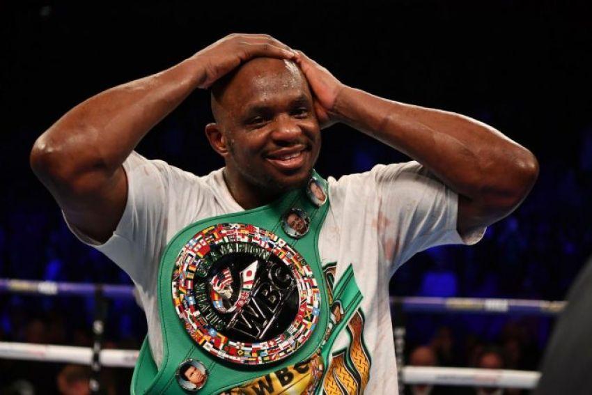 """Диллиан Уайт: """"Надеюсь, WBC войдет в мое положение и у Фьюри не будет выбора"""""""