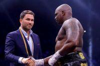 Эдди Хирн требует, что WBC вернул Уайту статус обязательного претендента