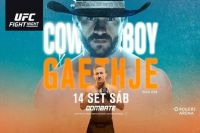 Файткард турнира UFC Fight Night 158: Дональд Серроне - Джастин Гэтжи