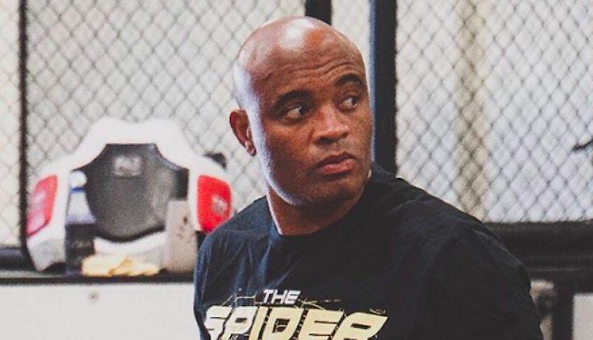 Андерсон Сильва обратился к фанатам после UFC 237
