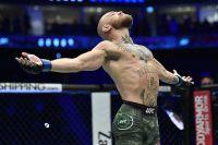 Фото с турнира UFC 257
