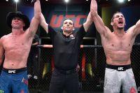 Дональд Серроне и Нико Прайс разошлись ничьей на UFC on ESPN+ 36